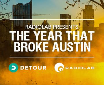 Radiolab Austin Walking Tour