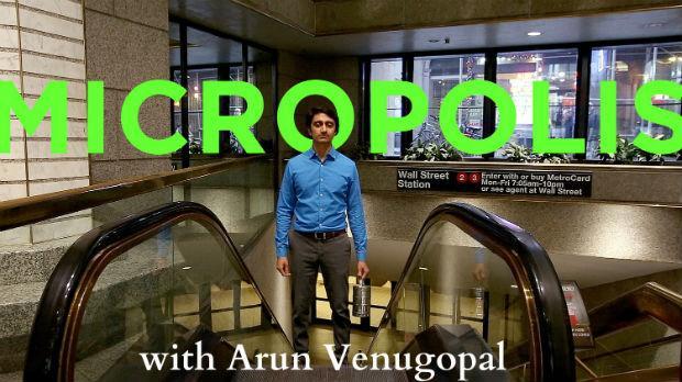 Arun Venugopal: Micropolis