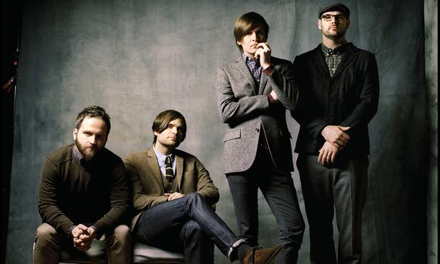 Death Cab For Cutie.