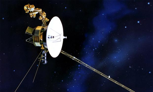 Image of Voyager 1.