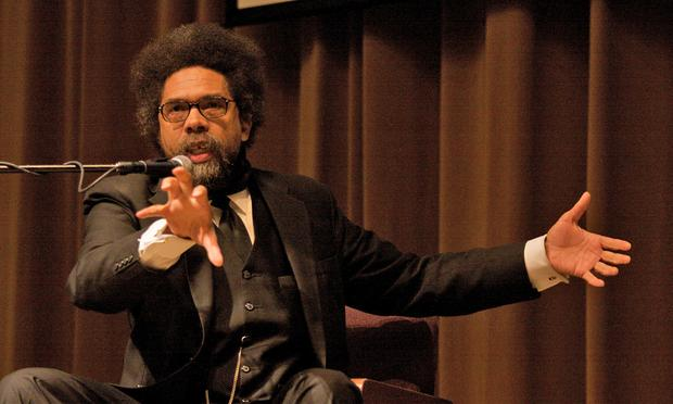 Cornel West at Calvin College