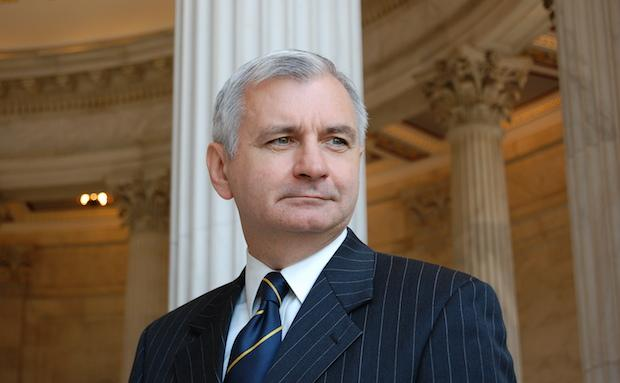Jack Reed (D), Senator from Rhode Island