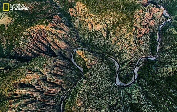 New Mexico's Gila National Forest national geographic
