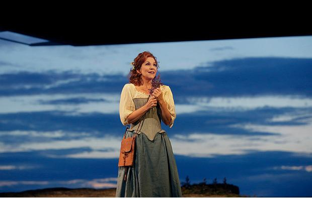 Joyce DiDonato as Elena in Rossini's 'La Donna del Lago.' Paul Curran's production, conducted by Michele Mariotti, has its Met premiere on February 16, 2015.