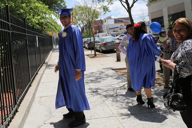 West Brooklyn graduation