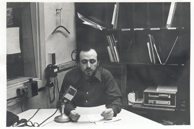 WNYC announcer