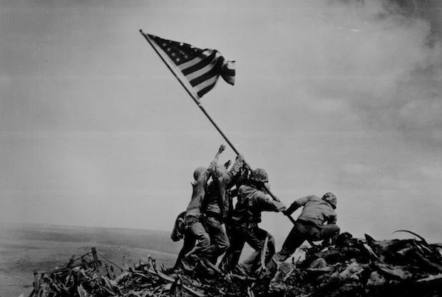 Iwo Jima Flag Raising Xl SWmYyB6