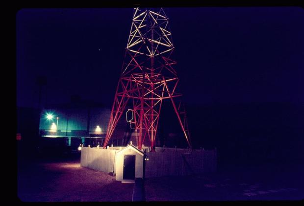 Antenna base