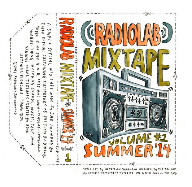 Radiolab mixtape