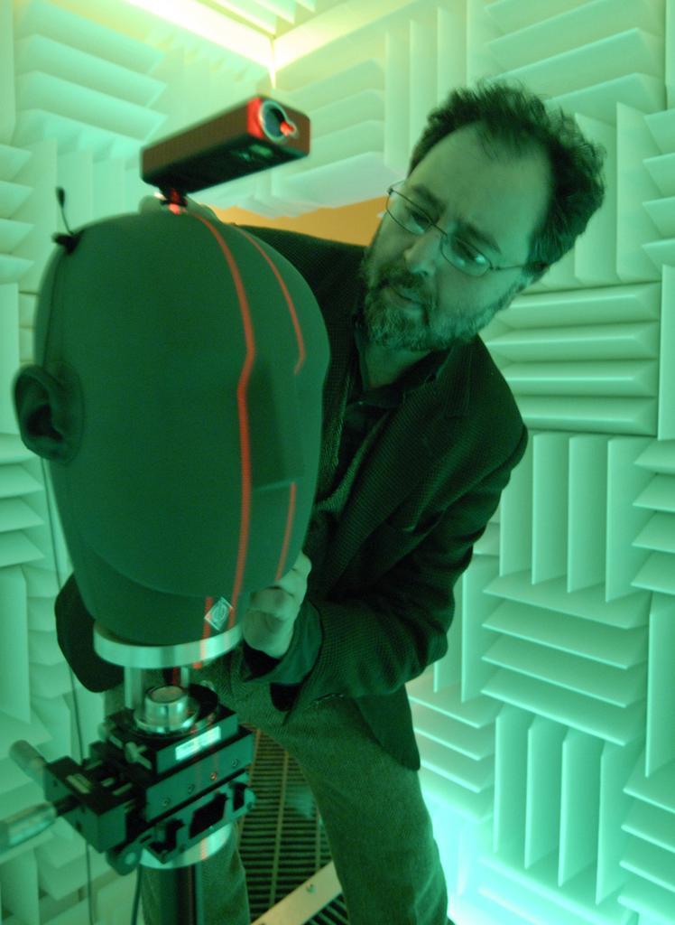 Adventures in 3D Sound! | Studio 360 | WNYC