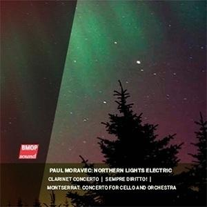 'Paul Moravec: Northern Lights Electric'
