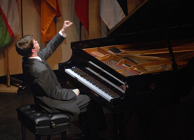 Performance at the 2006 Gina Bachauer International Piano Competition