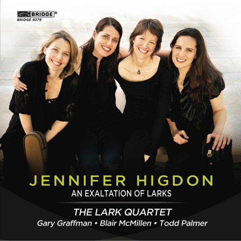 Jennifer Higdon: An Exaltation of Larks