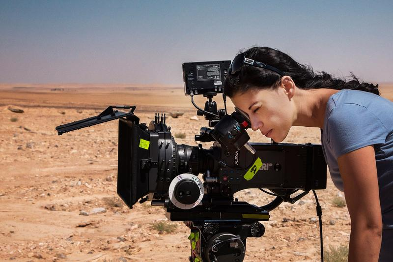 "Cherien Dabis directing ""May in the Summer"""