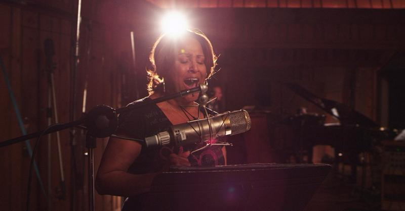 "Darlene Love in ""Twenty Feet From Stardom,"" directed by Morgan Neville"