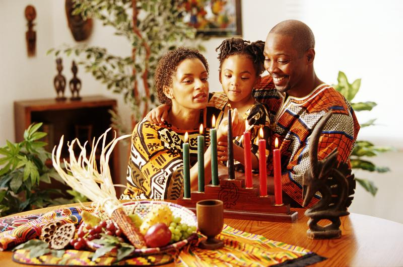 Across the United States, many black communities feel under siege. As Kwanzaa comes to a close, some argue that the holiday is an avenue for unity and reflection during a difficult year.