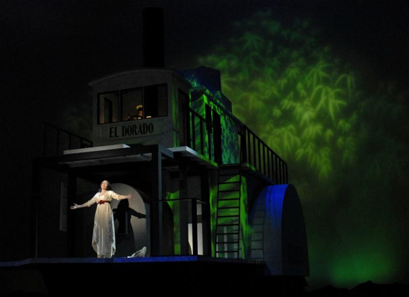 Daniel Catan's 'Florencia en el Amazonas' in Francesca Zambello's production