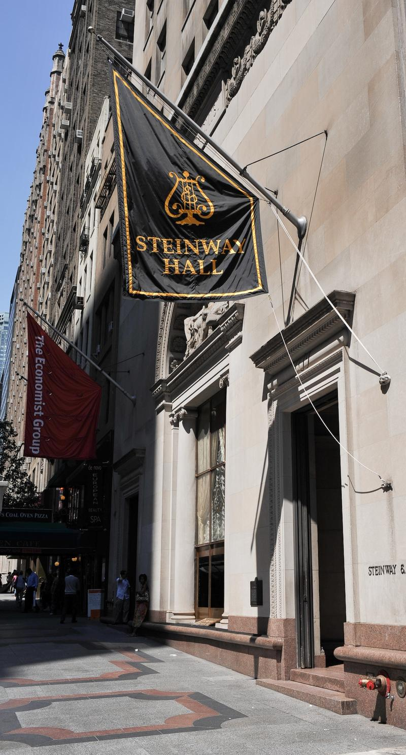 Steinway Hall on W. 57th St. will be sold for about $46 million