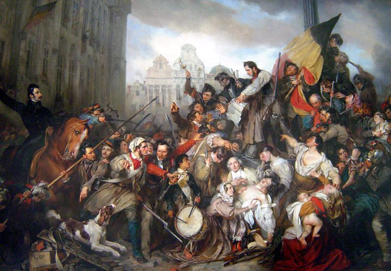 'La Muette de Portici' sets off the Belgium Revolution