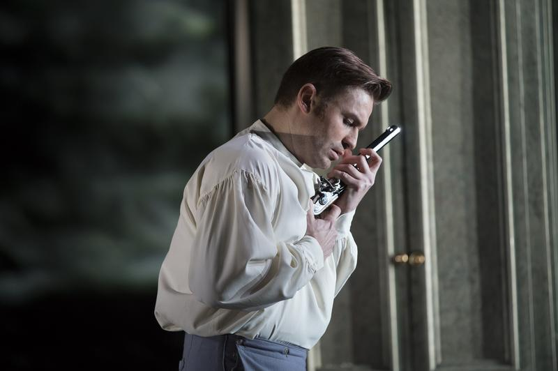 Pavol Breslik as Lensky in Tchaikovsky's <em>Eugene Onegin</em> from London's Royal Opera House, Covent Garden.