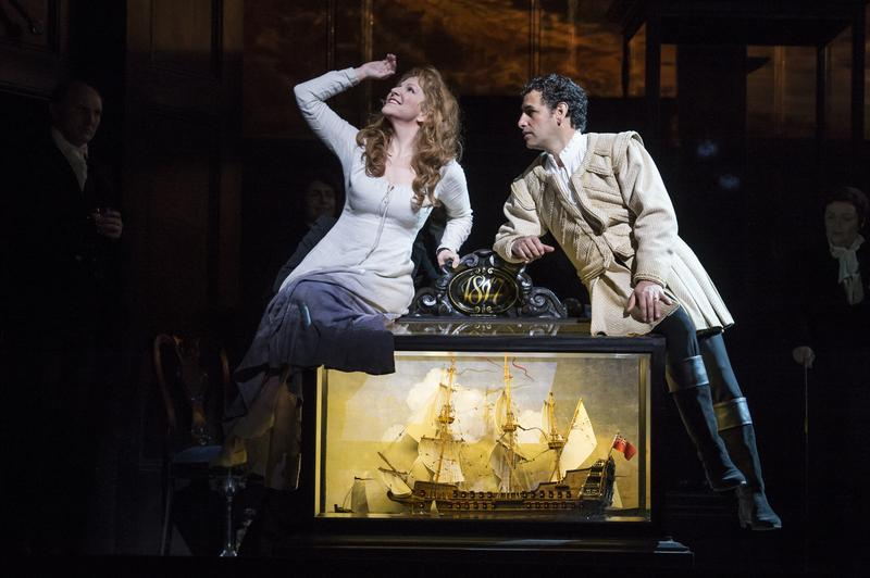 Joyce DiDonato as Elena and Juan Diego Flórez as Uberto in Rossini's <em>The Lady of the Lake</em> from Covent Garden.
