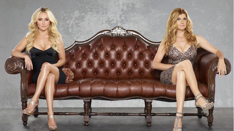 Hayden Panettiere and Connie Britton star in the ABC country music drama 'Nashville'