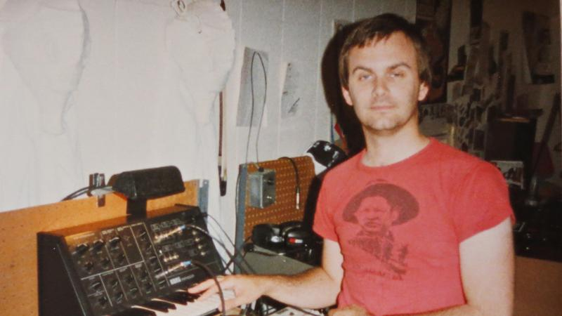 Philip Perkins' 1985 experimental recording Drive Time is being reissued on Nov. 12.