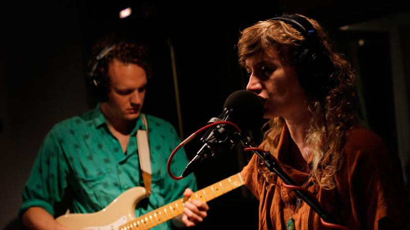 Pure Bathing Culture performs in the Soundcheck studio.