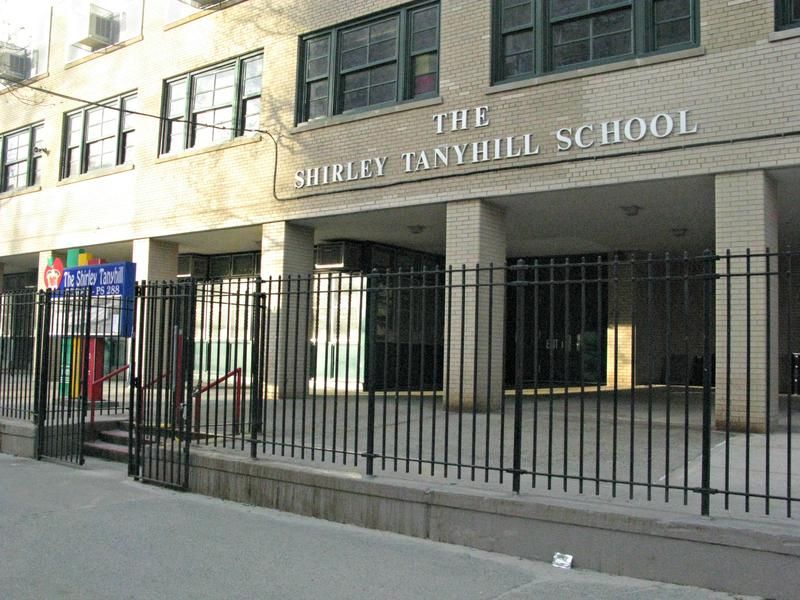 P.S. 288 The Shirley Tanyhill school will reopen to students next week for the first time following storm Sandy.