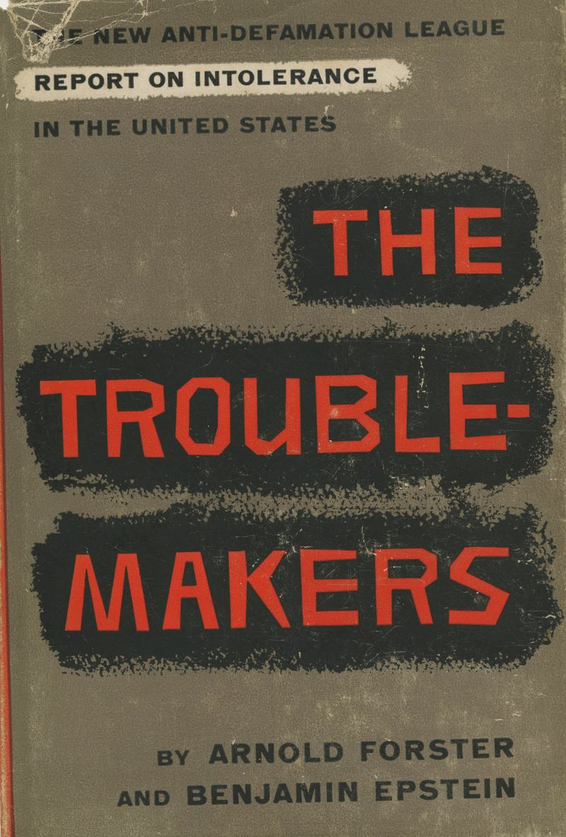 Book jacket cover for the 1952 report the radio program was based on.