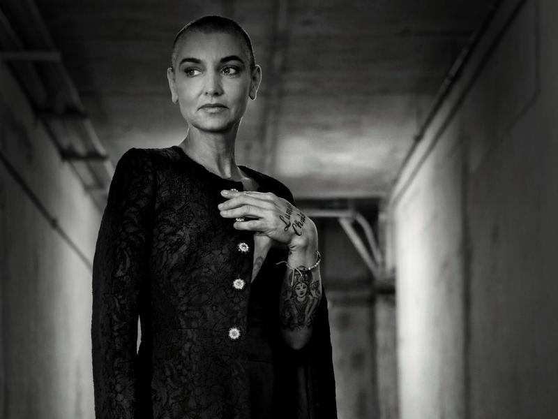 Sinead O'Connor's 10th studio album, <em>I'm Not Bossy, I'm The Boss, </em>is out<em> </em>Aug. 12.