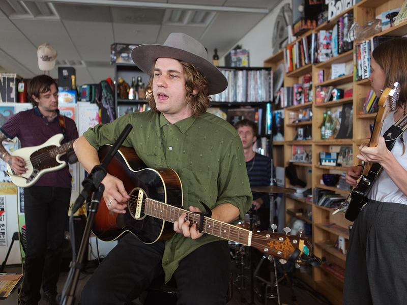 Tiny Desk Concert with Kevin Morby.