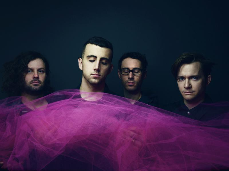 Cymbals Eat Guitars' new album, <em>Pretty Years</em>, comes out Sept. 16.