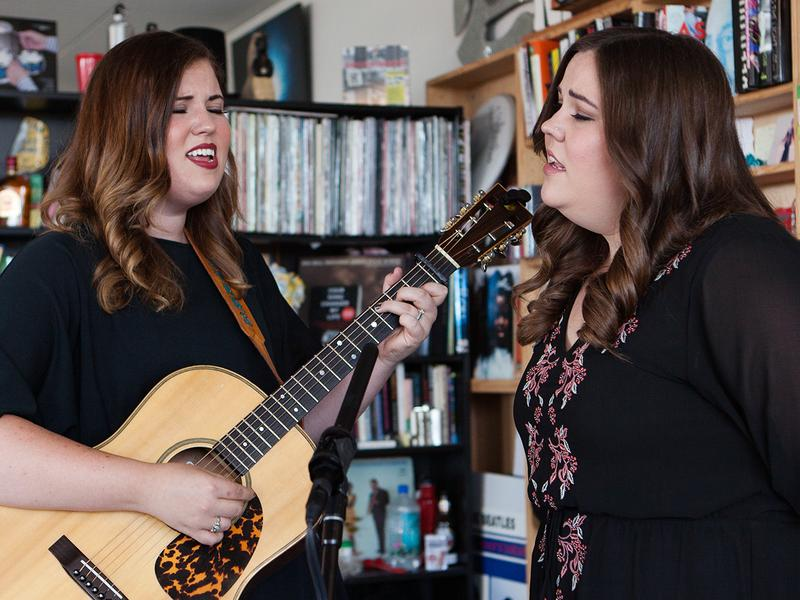 Tiny Desk Concert with The Secret Sisters.