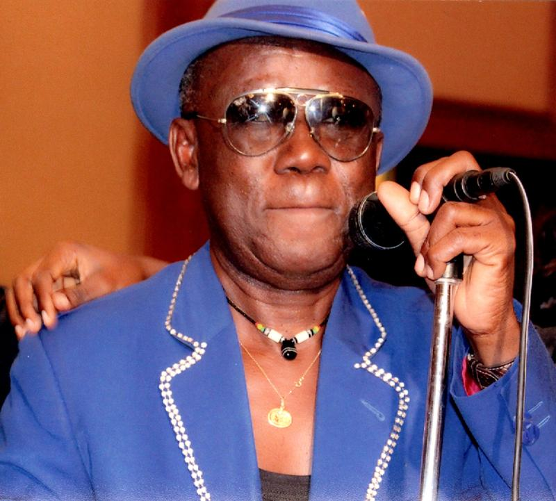 Cameroonian singer Ekambi Brilliant. (Geugeor/Wikimedia)