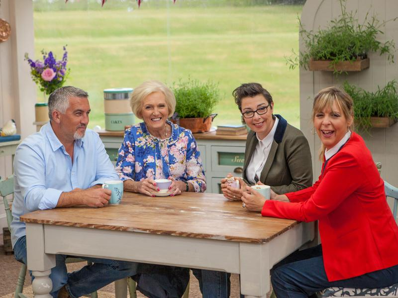 Hosts Sue Perkins and Mel Giedroyc, at right, announced they are leaving <em>The Great British Bakeoff</em> in the wake of its move from the BBC to Channel 4.