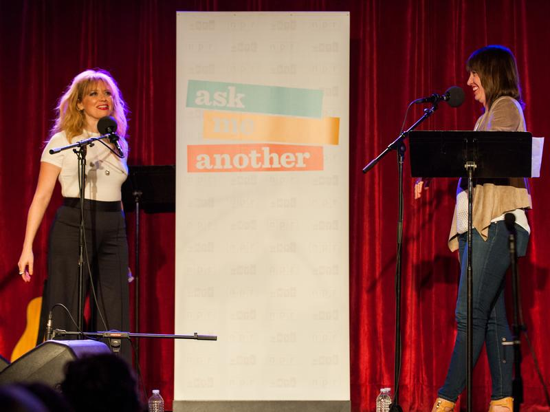 Natasha Lyonne on Ask Me Another with Ophira Eisenberg.
