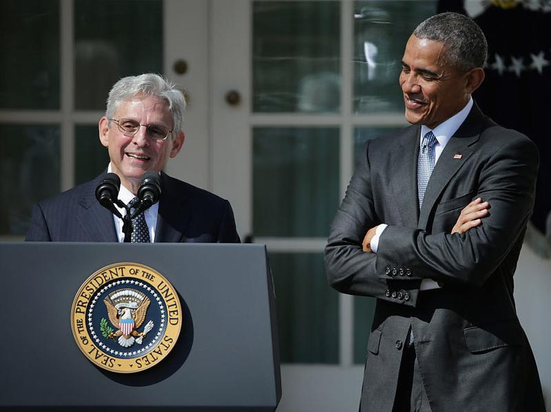 President Obama nominated Judge Merrick Garland to the Supreme Court in March. Since then, the Senate has denied him a confirmation hearing. Whoever wins the presidential election will have a big impact on the future of the highest court in the land.