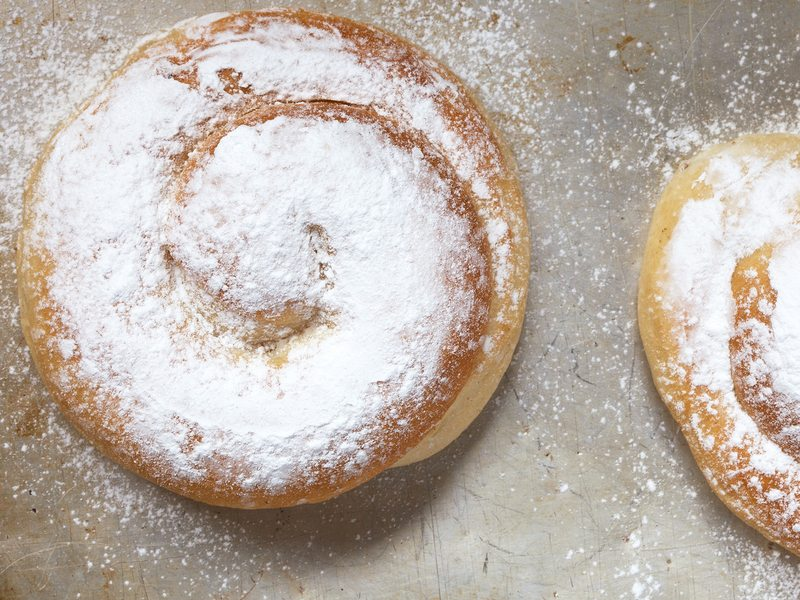 The<em> ensaïmada </em>is<em> an iconic pastry from Spain's Balearic Islands that dates back centuries. </em>
