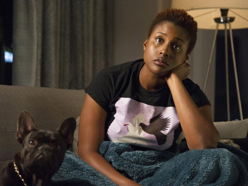 In <em>Insecure</em>, Issa Rae plays a character who's just an everyday woman — not a high-powered lawyer or music executive.