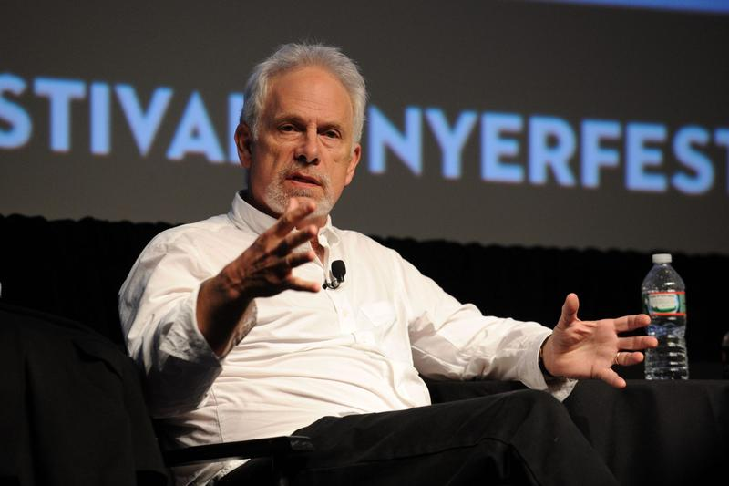 Actor and director Christopher Guest speaks at the New Yorker Festival on Oct. 5, 2013 in New York. (Bryan Bedder/Getty Images for The New Yorker)