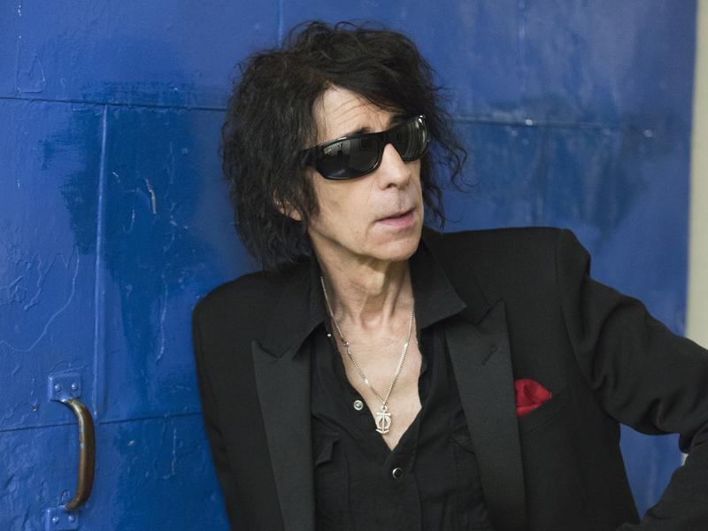 Peter Wolf's latest solo album is <em>A Cure For Loneliness.</em>