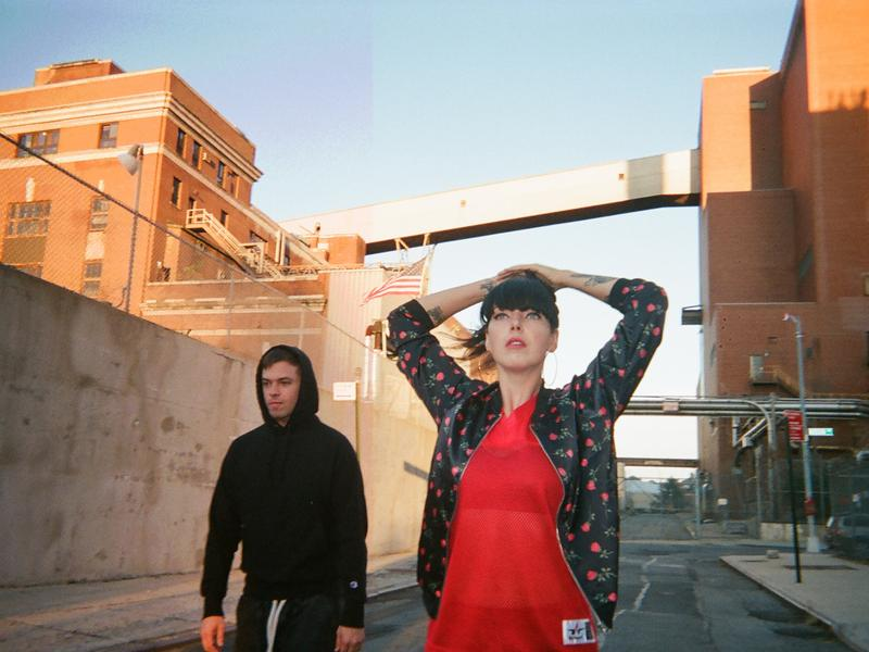 Sleigh Bells' new album, <em>Jessica Rabbit</em>, comes out Nov. 11.