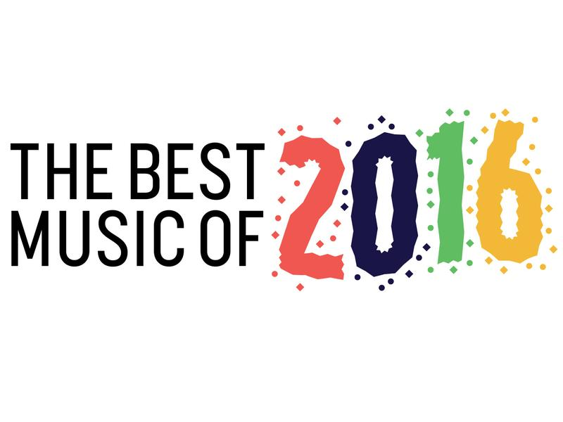 NPR Music's 50 best albums, our 100 top songs and much more from 2016.