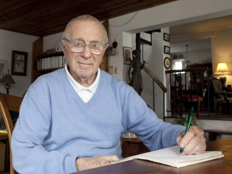 Dr. Joseph Linsk of Atlantic City, N.J., has held on to a secret for more than 80 years.