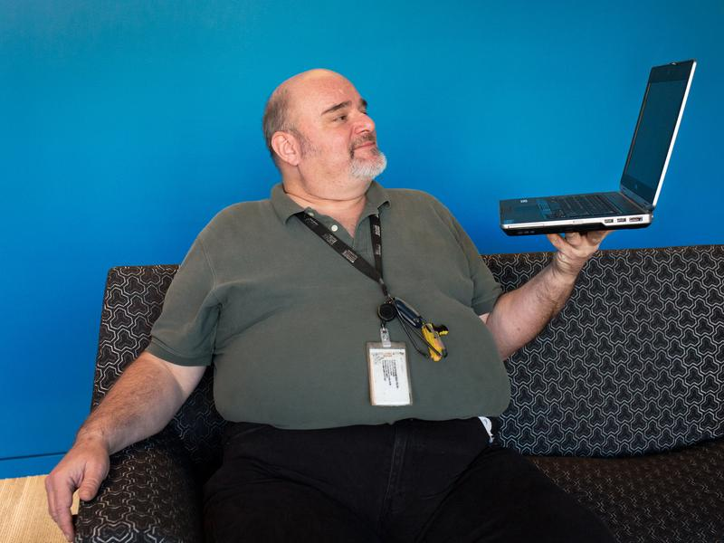 Michael Czaplinski has been unveiling the magic of computers for more than a quarter century.