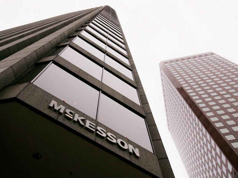 McKesson Corp. agreed to pay a $150 million fine to settle claims that it failed to report suspicious orders for controlled substances.