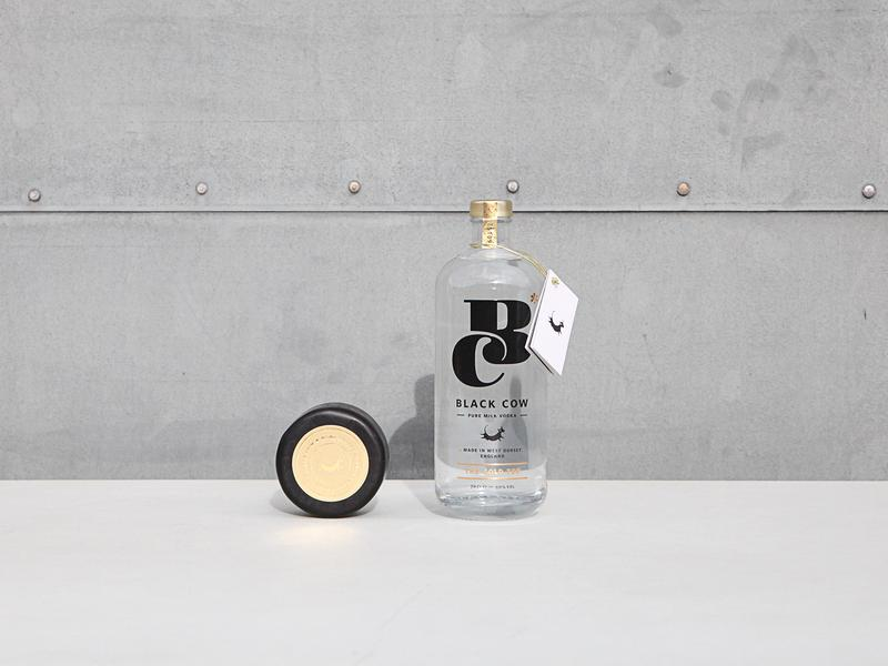 Black Cow vodka has a smooth flavor and creamy finish — and it tastes nothing like milk.