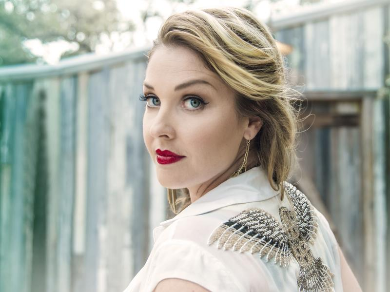 Sunny Sweeney's new album, <em>Trophy,</em> comes out March 10.