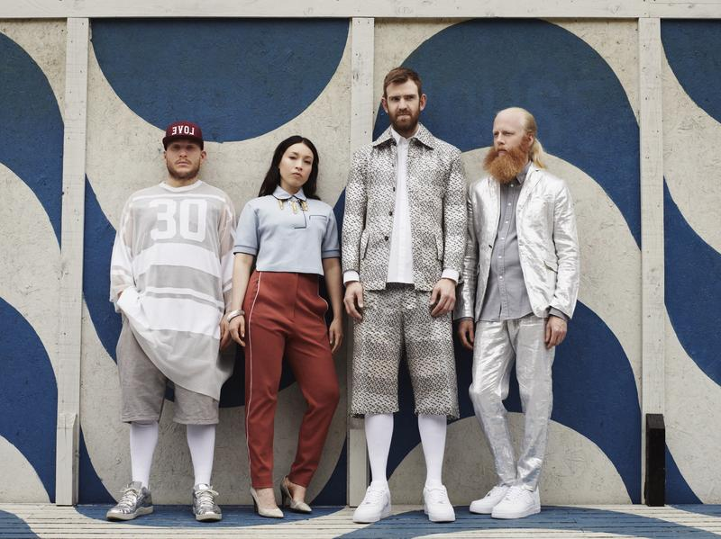 KCRW's Jason Bentley premieres new music from Little Dragon on this week's Metropolis.